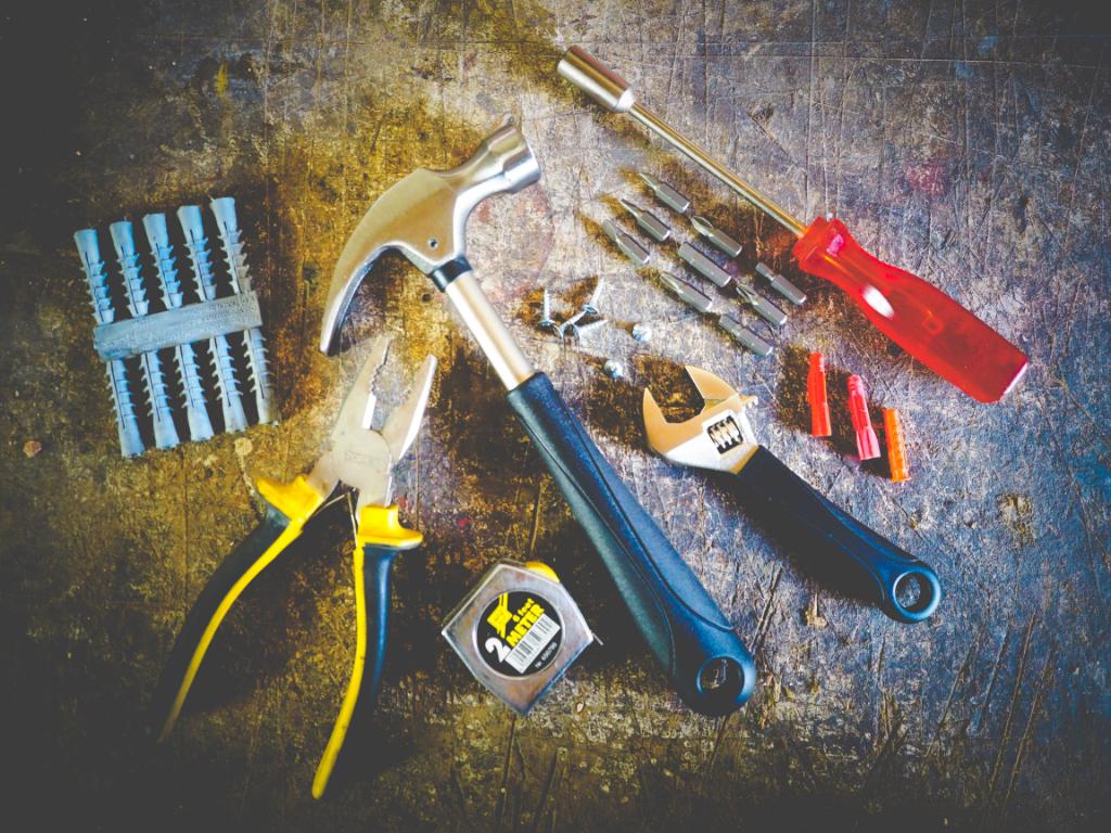 Herstellingen en constructie