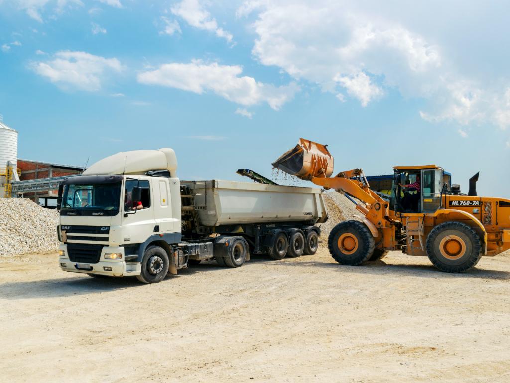 Vrachtwagen onderdelen
