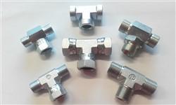 Standaard T-nippels BSP-BSP-BSP