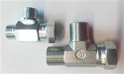 Omgekeerde T-nippels (TL) 3xBSP
